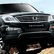 Сайт SsangYong Avalux